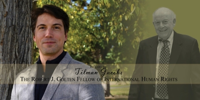 Golten Fellow Announcement